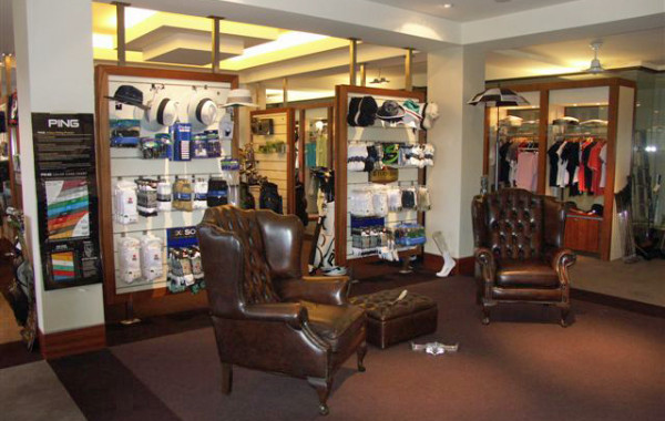 Royal Sydney Golf Club Pro Shop