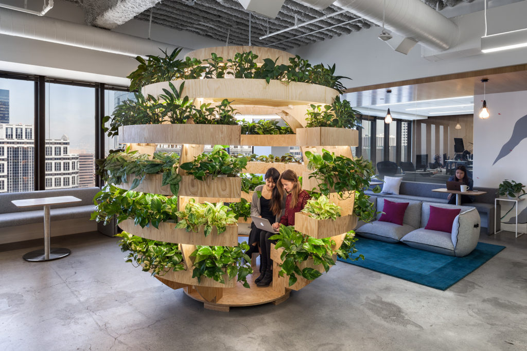 Green Meeting Space