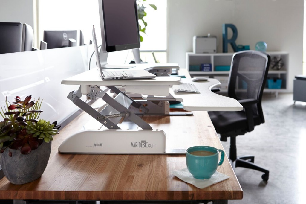 The Danger of Workplace Inactivity - Varidesk