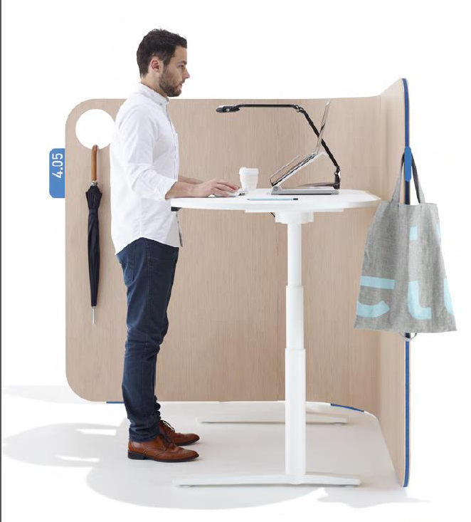 Schiavello Human Scale Workstations