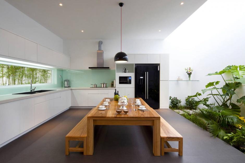 Update Your Kitchen Design - Nature