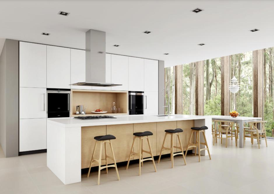 Update Your Kitchen Design - Neutrals